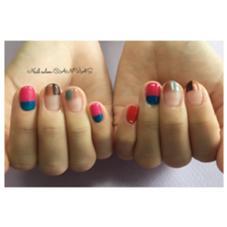 カラーもたくさん使えます! nail salon CANVAS所属・※※※mireiのフォト