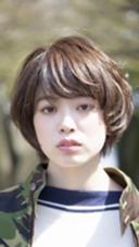 hair salon K所属・山本ゆりのスタイル