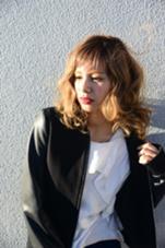 ラフな動きでセットも簡単☆ MaNO所属・臼田美穂のスタイル