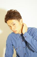 casual × 2block  men's styel paige_.hair所属・石川純規のスタイル