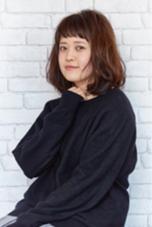 ボブスタイル R-EVOLUT hair 柏所属・ホシノショウタのスタイル