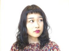 がっつりショートバング Muse  by KENJE所属・大石杏菜のスタイル
