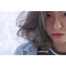 ソフトグレージュ agree for hair所属・加納陸のスタイル