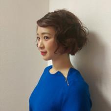 クラシカルボブ OPUS AMICA所属・樋口愛莉のスタイル
