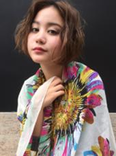 ボブスタイル 中目黒 IDEAhairsalon所属・SHINYAトップスタイリストのスタイル