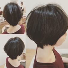 大人ショート♩  NYNY大久保店所属・千代田康志のスタイル