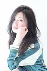 ほつれ髪ロングSTYLE♪ カラーはダークアッシュでクールに仕上げました(^^) matsuotomoyaのスタイル
