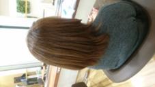 広がりやすい髪もまとまりやすく 吉祥寺 美容室 feel所属・kawabemaikoのスタイル