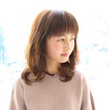 sorriso hair所属・鬼頭克彰のスタイル