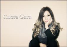 グラデーション  【スモーキーアッシュ】  外人風 Cuore Gara【クオーレガーラ】所属・青木陽典【GORI】店長のスタイル
