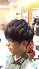 ⭐️刈り上げマッシュレイヤー⭐️ 襟足スッキリトップふんわりの今人気のスタイル‼︎ 若さが出やすいスタイルです♪ 佐久田遼真のメンズヘアスタイル・髪型