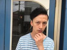 ツーブロックにゆるめのパーマスタイル! Hair lounge EGO Plantshair所属・松波光男のスタイル