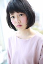 大人ボブ☆ Aguヘアー京橋店所属・稲本祐也のスタイル