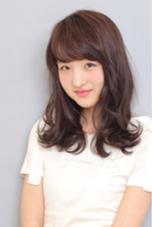 ☆外ハネミディ☆ ZA/ZA 早稲田店所属・吉田涼二のスタイル