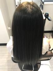 イルミナカラー✂︎ 寒色系アッシュカラーで透明感艶のあるカラーに!♡ Hair Salon Re(ヘアサロン アールイー)所属・今村亜未のスタイル