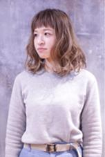 ハイライトカラー! BRAVE 綾瀬店所属・福田梢のスタイル