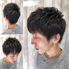 prize Iris 池袋東口店所属・佐藤将史のスタイル