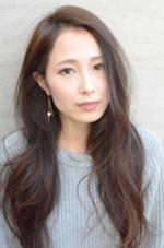 透け感のあるoceanblue★  これからの季節にぴったり☺︎ brick  hair&spa所属・浅奥文美のスタイル