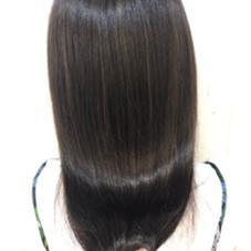 縮毛矯正✨ Hair Trip's所属・寺門光のスタイル