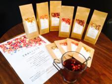施術後には、ティート フルーツティーをお出ししております。 フレッシュなドライフルーツが入っており茶葉まで食べられるお茶♡ 味も豊富で、販売もしております。人気商品です!(^^) Total beauty Salon Dlux所属・札幌Dluxのフォト