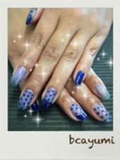 ドットネイル beauty salon haru ネイル所属・ネイリストAYUMI❤のフォト