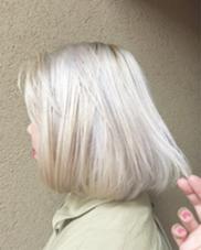 その他 カラー キッズ ショート ネイル パーマ ヘアアレンジ マツエク・マツパ メンズ すごく白く
