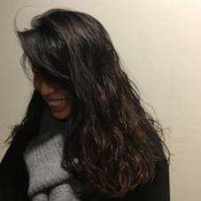 クリープパーマ  コールドパーマだけでは乾いている時にウェーブがでにくいのですが、クリープパーマだと乾いてるときも濡れているときもどっちにもウェーブがでます!  ダメージした髪にちょっとクセをつけたりカールをだしたいかたにオススメです! パーマできる方募集中です!  ¥4000〜 Assort所属・のばたちかのスタイル
