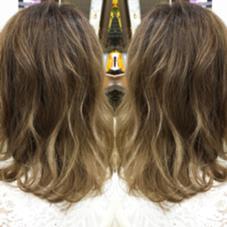 highlight×color Hair Make Ash所属・寺内紳悟のスタイル