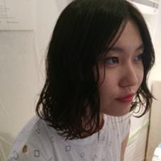 NERO HAIR SALON所属・田中結のスタイル