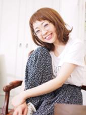 【ミディアム】ショートバング✖️シアーベージュ♩ Coni所属・林真人のスタイル