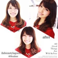 全国初のイメチェン専門店【ilabeautylagoon】所属・ila beautylagoonのスタイル