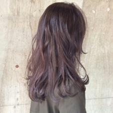 グレーパープル* hair salon SiSTA所属・MACOSiSTAのスタイル