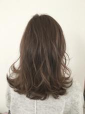 立体感ハイライト!スウィートベージュ☆ 巻き髪にオススメです、☆ ALETTA  HAIR objet(アレッタヘアオブジェ)所属・小西大貴のスタイル