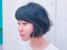 ボブパーマ♡ terra by afloat所属・松子のスタイル