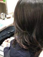 緩めに大きく作ったウェーブパーマです! MIZUKI★のスタイル
