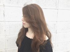 Landmarc所属・中森理子のスタイル