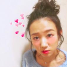 簡単アレンジもしっかりレクチャーします(^O^☆♪ yehatov  hair所属・松山実穂のスタイル