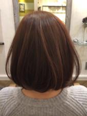 立体感のあるハイライト☆ AUBE hair   axia所属・河野和也のスタイル