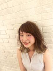 unpeu hair所属・小東司のスタイル