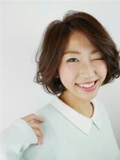 ふわ艶ボブです☺︎   かわいいも大人可愛いもGOODです☺︎  乾かすだけでふんわりと内巻きになってくれます☺︎ AZURA 岐阜所属・innamishotaのスタイル