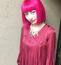 その他 カラー キッズ ショート セミロング ネイル パーマ ヘアアレンジ マツエク・マツパ ミディアム メンズ ロング pinkBOB