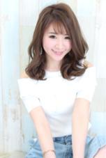 ☆モテミディ☆ LoRE hair coordinate所属・LoRE haircoordinateのスタイル