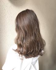 foggy beige 実際にご来店いただいているお客様です takumi.店長・美容師歴11年のヘアカラーカタログ