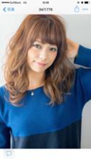 お手入れ簡単! ふんわりパーマ★ hair&make clarte所属・大西一輝のスタイル