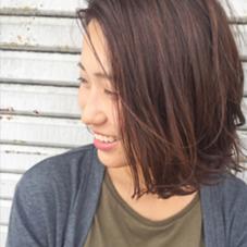 Halo hair design所属・小川淳之のスタイル
