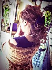 ルーズな雰囲気のポニテール風アレンジです♪ EUPHORIA hair&beauty  【ユーフォリア】所属・EUPHORIA【ユーフォリア】のスタイル