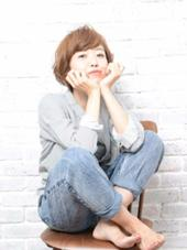 HAIR&MAKE  EARTH 新長田店所属・横野孝志のスタイル