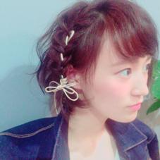 Nico所属・大島藍のスタイル