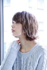 ロング料金なし☆大人気Aujuaプレミアムトリートメント+骨格矯正小顔カット