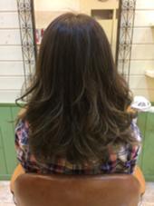 LIP hair design所属・清水瞳のスタイル